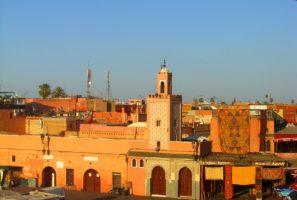 Marrakech, la ville Rouge