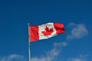 Drapeau Canadien, Canada, Érable, Pays, Immigration
