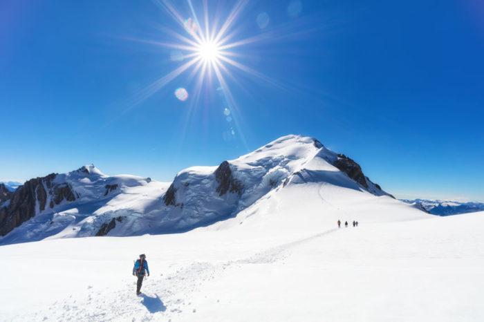 Choisir la période idéale pour visiter le Mont-blanc