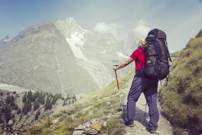 Explorer le Mont-blanc à pieds